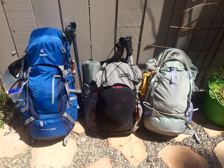 Our Packs!